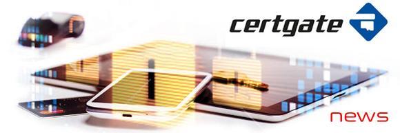 Smartcard-basierte Sicherheit von certgate auch für das neue BlackBerry® 10 OS