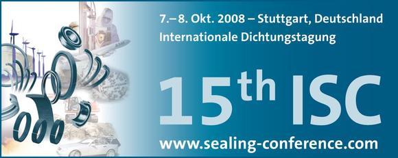 Logo 15th ISC