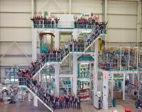 Erfolgreiche Premiere der Langen Nacht der Industrie in Bonn/Rhein-Sieg. Foto Firma Kuhne