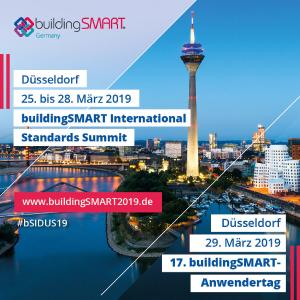 buildingSMART Interntional Summit 2019