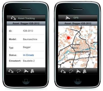 m2m Asset Tracking per iPhone (Webgröße)
