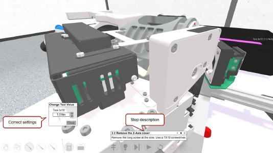 ASM VR-Training / Bildquelle: ASM