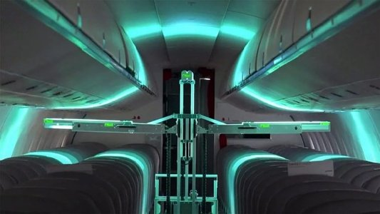 UV-C-Strahlung hilft, Keime und Viren wirkungsvoll zu reduzieren. Foto: © uveya