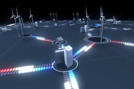 Rittal bietet eine Vielzahl an Lösungen für das intelligente Stromnetz der Zukunft