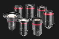 Die Kowa FC24M Serie ist in den Brennweiten 6,5mm, 8,5mm, 12mm, 16mm, 25mm, 35mm and 50mm erhältlich.