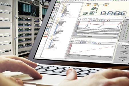 Für Windows-basierende Geräte: Die DASYLab SPS Edition zur Analyse von Speicherprogrammierbaren Steuerungen