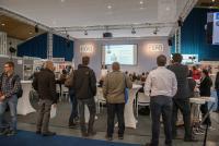 Grundlagen und Expertenwissen zur Prozessgestaltung und -optimierung vermittelt das dreitägige Fachforum der DeburringEXPO mit insgesamt 29 simultan (Deutsch <> Englisch) übersetzten Vorträgen renommierter Referenten aus Industrie und Wissenschaft. Bildquelle: fairXperts GmbH & Co. KG