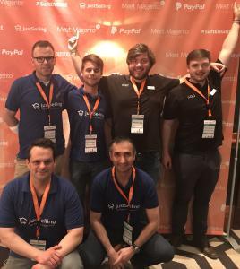Die Meet Magento war für das Team von der justSelling GmbH und der e.GO Mobile AG sehr erfolgreich.