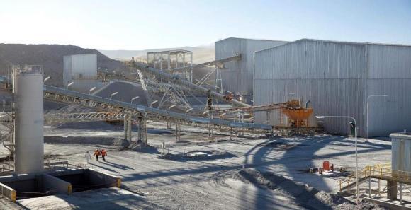 Figure 11 Pirquitas Mine; SSR Mining