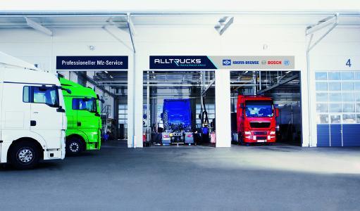 MAHA - nowy partner Alltrucks Truck & Trailer Service