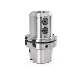 The new side lock chuck from MAPAL impresses with its strong clamping, simple handling and greatly improved run-out