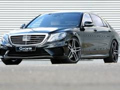 Watch new video from the G-POWER S63 AMG