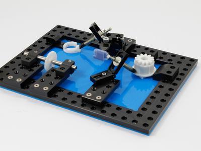 XS Vorrichtungssystem für Kleinteile