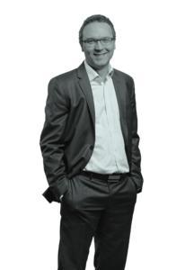 Geschäftsführer Wolfgang Weiß