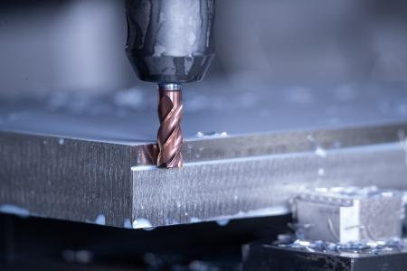 Der MonsterMill NCR überzeugt durch überdurchschnittliche Standwege und einer hohen Prozesssicherheit bei der Bearbeitung von Nickelbasislegierungen