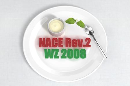 Es ist angereichert: Omikron ergänzt neue Branchencodes WZ 2008 und NACE Rev. 2