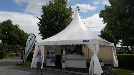 Chio Aachen 2016 equitent Stand