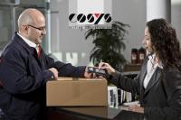 Paketverteilung im Unternehmen digitalisieren – Mit COSYS Inhouse Paket Software