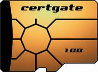 certgate to Present First BlackBerry Featuring Integrated Smart Card Protection
