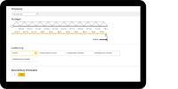 Nachher: Liebherr Web-Oberfläche