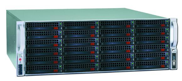 ES-8700, 24 3.5 inch disks