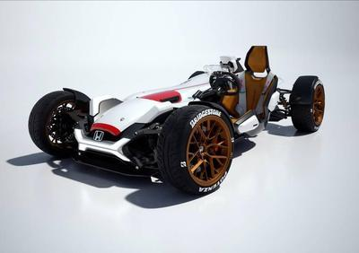 "Weltpremiere des ""Honda Project 2&4 powered by RC213V"" auf der IAA in Frankfurt"