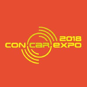 ConCarExpo18 Logo, Bildquelle: © 2017 VDI Wissensforum GmbH