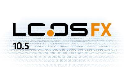LCOS FX 10.5 Logo