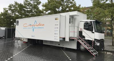 Cinevideo Chooses Jünger Audio Loudness Control for its New Dolphin 7.0 Outside Broadcast Vehicle