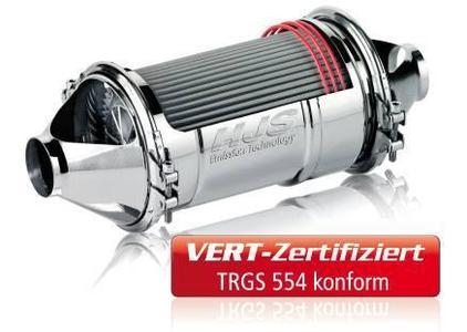 HJS SMF®-AR System - Speziell für Anwendungen mit hoher Niedriglast und niedrigen Abgastemperaturen