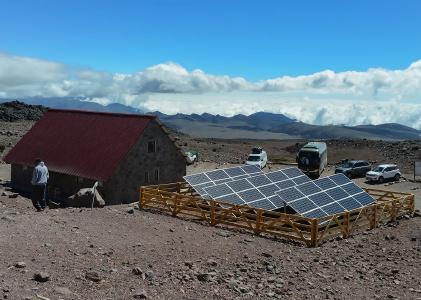 Solarenergie in Lateinamerika – Bild: caioacquesta|Shutterstock.com