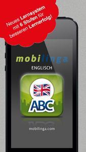 iPhone Englisch Vokabeltrainer App