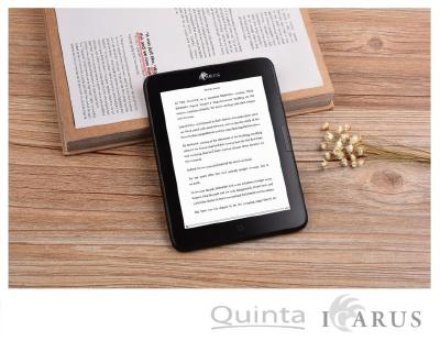 Offenes eBook-System bei Icarus Readern