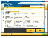 Vollautomatische Datensicherungen für Windows - ASCOMP veröffentlicht Version 7.5 für BackUp Maker mit Schnellauswahl für sicherungswürdige Dateien