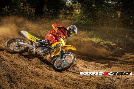 Suzuki Motocross Modelljahr 2015