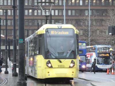Die Knorr-Bremse Gesellschaft Kiepe Electric verkauft weitere 27 Hochflur-Fahrzeuge nach Manchester. I © Markus Dorlöchter