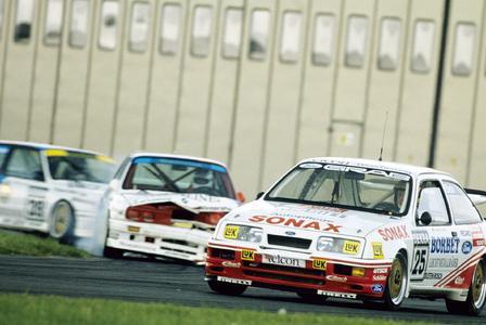With the LuK brand, the Schaeffler Group has been active in the DTM since the eighties