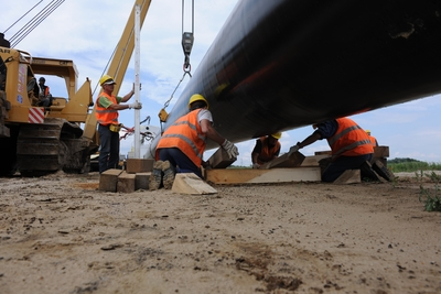Open Grid Europe to build pipeline in the north of Essen