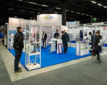 Proto Labs auf der Swisstech 2016