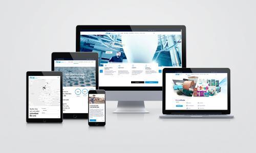 SMACK Communications entwickelt neuen Webauftritt der RKW-Gruppe