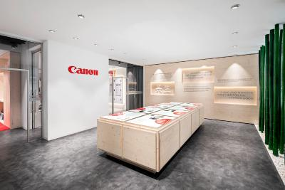 New Brand World for Canon Germany
