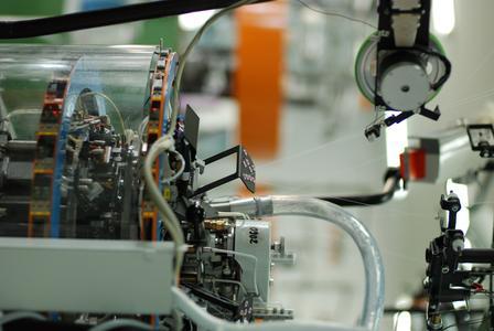 Hochmoderne Maschinen, ein effektives Qualitätsmanagement und praktizierter Umweltschutz verhelfen PANI TERESA MEDICA S.A. zu einer starken Position am Markt