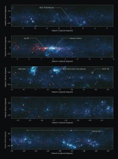 Astronomer's new guide to the galaxy: largest map of cold dust revealed