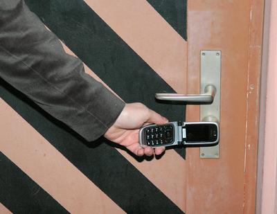 Türschlüssel NFC