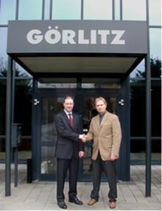 Dr. Michael Krumpholz und Martin Görlitz