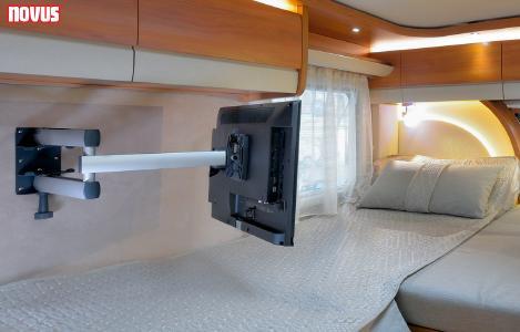 Novus TV Halterung für Wohnmobile
