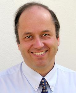 Lars Frutig, Geschäftsführer Marketing und Vertrieb von Ramco Europa und Experte für die Finanzbranche