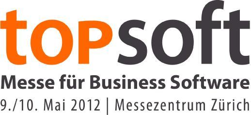 Vertec AG mit neuen Highlights zur topsoft 2012 in Zürich