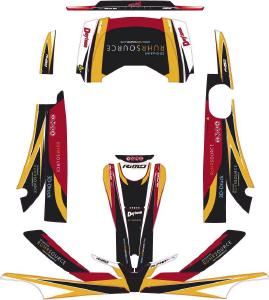 Scuderia RUHRSOURCE Kart