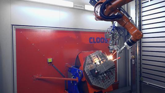 : Laser Hybrid Weld zeichnet sich durch eine hohe Schweißgeschwindigkeit und optimale Nahtqualität aus